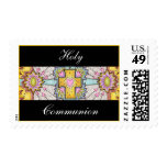 Holy Communion or Confirmation Cross Stamp