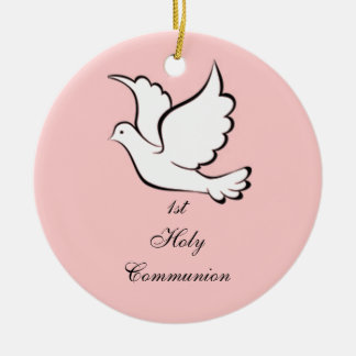 Holy Communion Ornament Girl