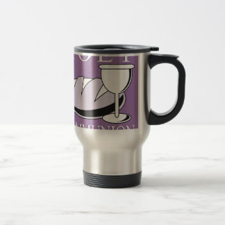 Holy Communion Sacrament Travel Mug