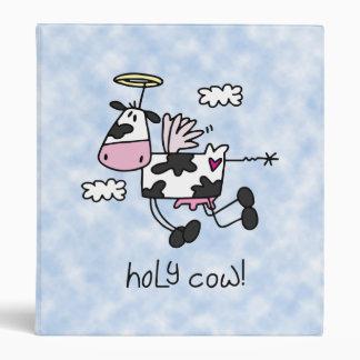 Holy Cow! 3 Ring Binder