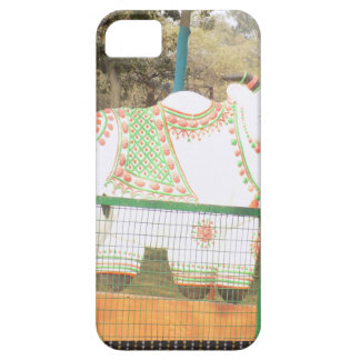 HOLY COW animal statue exhibition festival show iPhone SE/5/5s Case