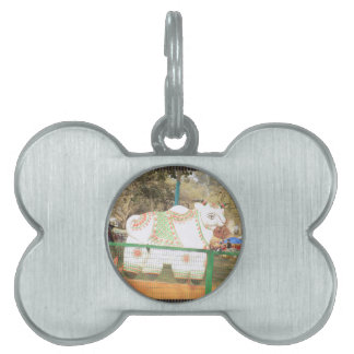 HOLY COW animal statue exhibition festival show Pet Name Tag