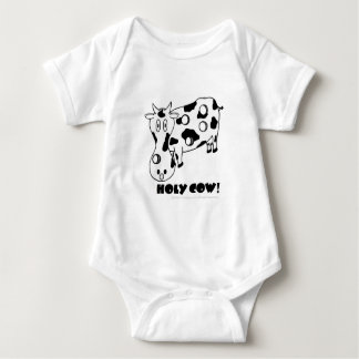 Holy Cow! Baby Bodysuit