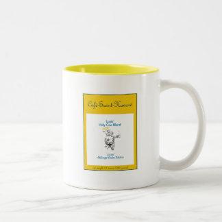 Holy Cow Blend Two-Tone Coffee Mug