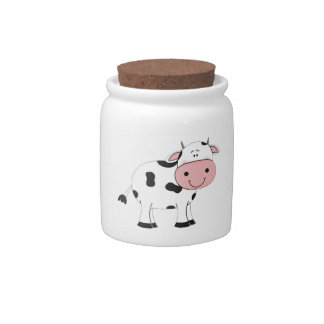 Holy Cow Candy Jar
