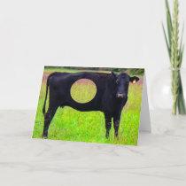 Holy Cow Card