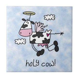 Holy Cow! Ceramic Tile