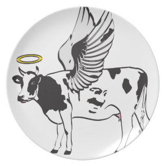 HOLY COW DINNER PLATE