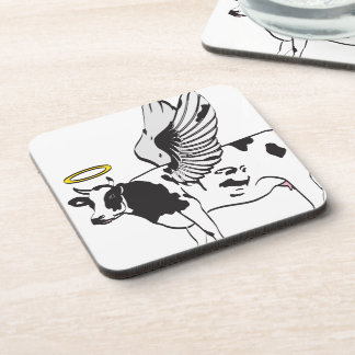 HOLY COW DRINK COASTERS