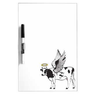HOLY COW DRY ERASE BOARD