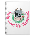 Holy Cow Its Christmas Note Books