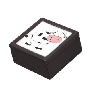Holy Cow Jewelry Box