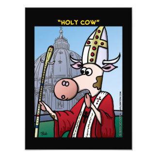 """Holy Cow"" Photo Print"