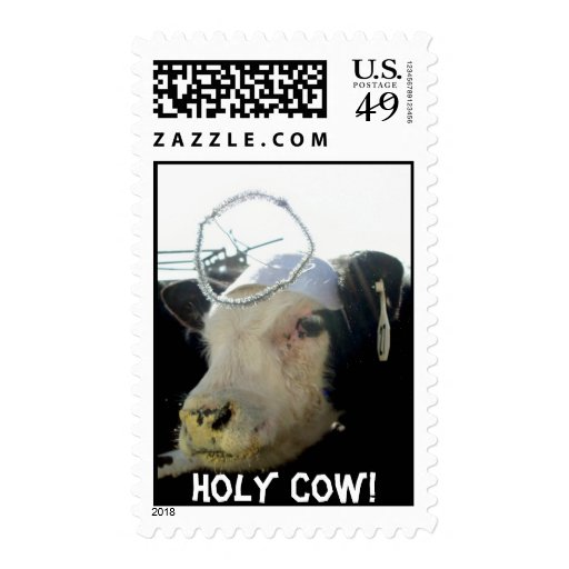 Holy Cow! Postage Stamps