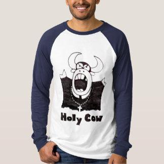 Holy Cow T Shirt | Bull Shirt | Cartoon Cow Tee