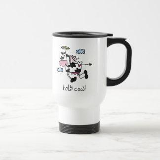 Holy Cow! Travel Mug