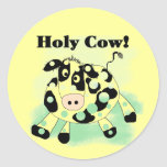 Holy Cow Tshirts and Gifts Stickers