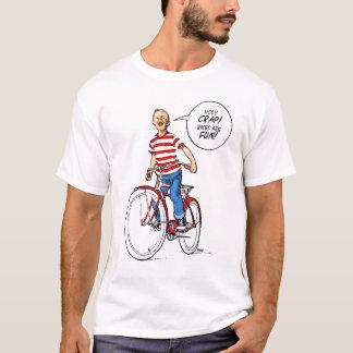 Holy Crap!  Bikes Are Fun! T-Shirt