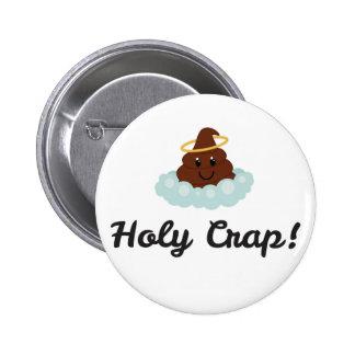 Holy Crap! button