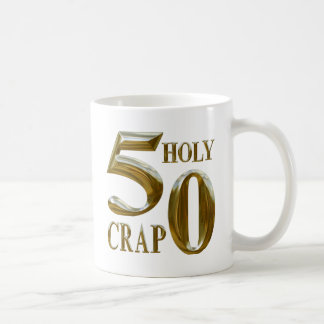 Holy Crap Coffee Mug