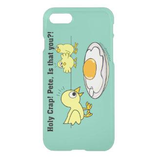 Holy Crap! Pete Humor iPhone 7 Case