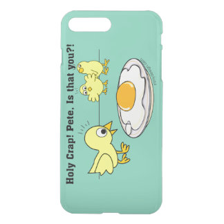 Holy Crap! Pete Humor iPhone 7 Plus Case