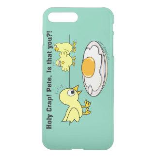 Holy Crap! Pete Humor iPhone 8 Plus/7 Plus Case