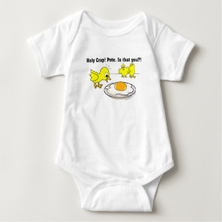 Holy Crap! Pete, is that you? Baby Bodysuit