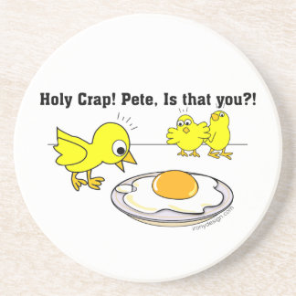 Holy Crap! Pete, is that you? Coaster