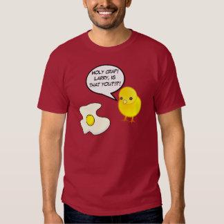 Holy crap tee shirt
