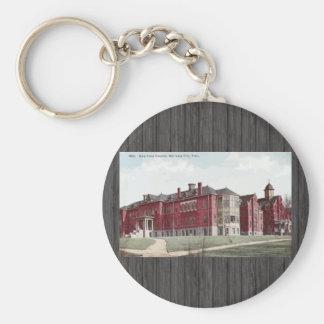 Holy Cros Hospital Salt Lake City, Utah, Vintage Key Chain