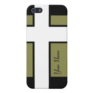 Holy Cross Case For iPhone SE/5/5s