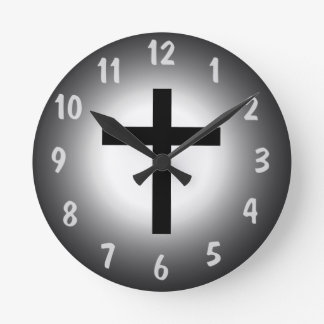 Holy Cross Clock.