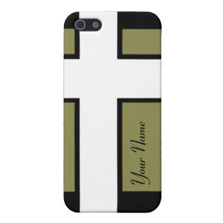 Holy Cross Cover For iPhone SE/5/5s