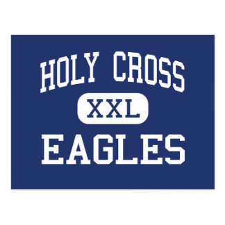 Holy Cross Eagles Middle New Orleans Postcard