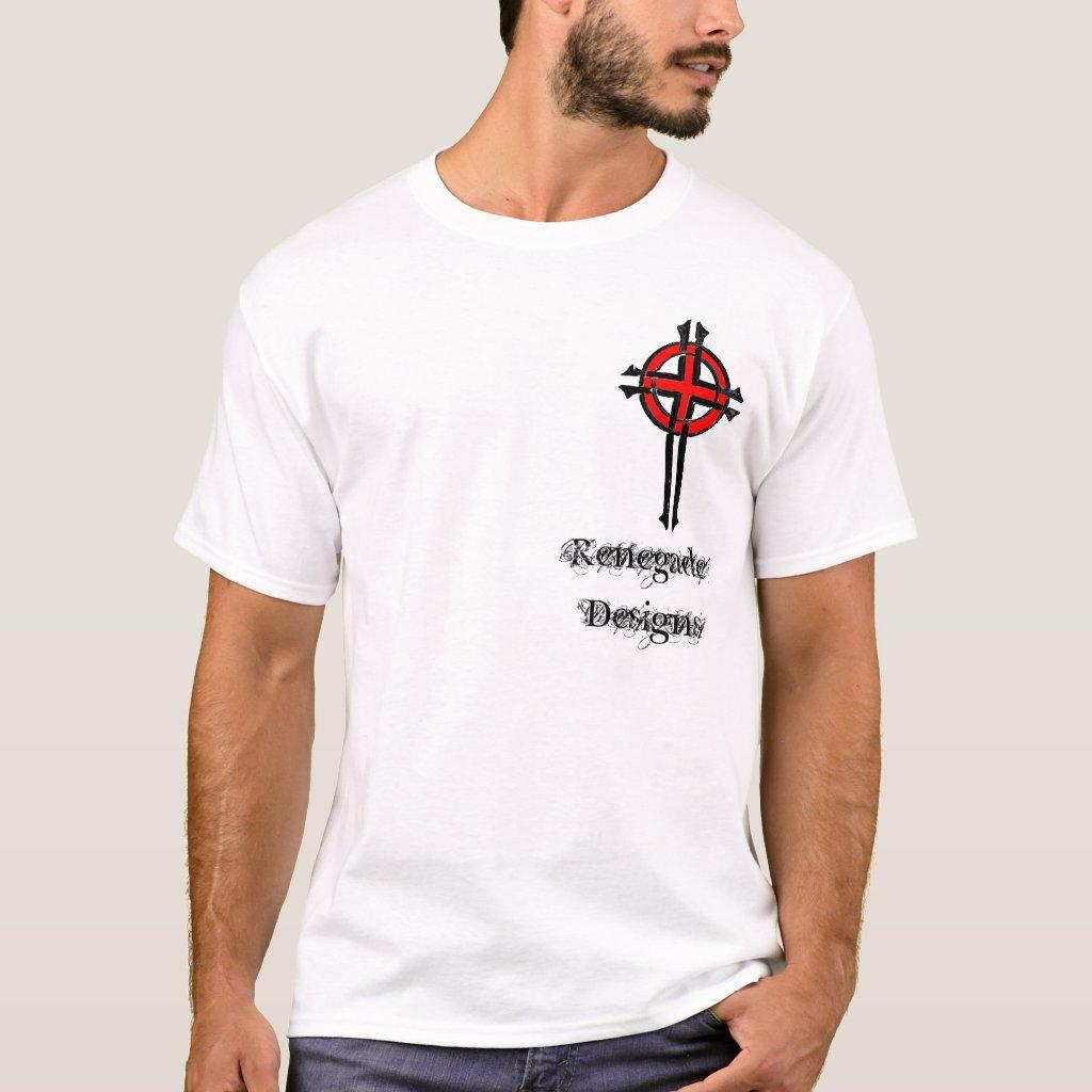 Holy cross mens T-Shirt