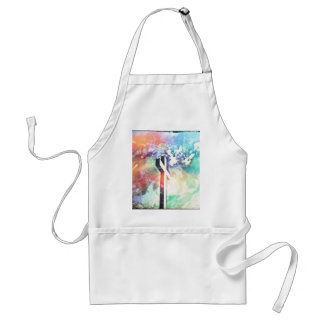 Holy Cross Pastel Distressed Adult Apron