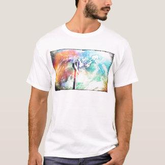 Holy Cross Pastel Distressed T-Shirt