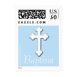 Holy Cross Postage Stamp