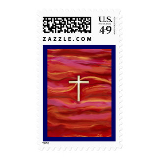 HOLY CROSS POSTAGE STAMPS