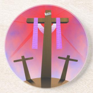 Holy Cross Sandstone Coaster