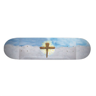 Holy Cross Skateboard