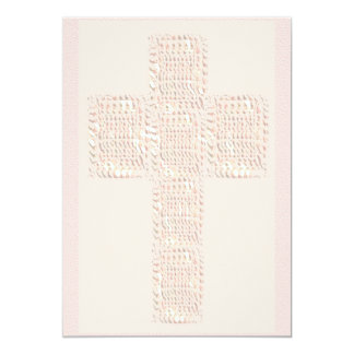 Holy Cross Soft Colors Card