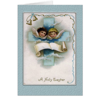 Holy Easter Card