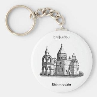 Holy Etchmiadzin Keychain