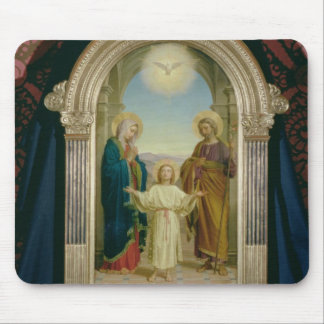 Holy Family, 1898 (tempera on panel) Mouse Pad