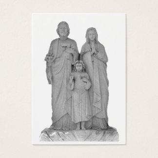 Holy Family ~ ATC Business Card