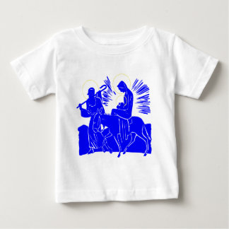 Holy Family Baby T-Shirt