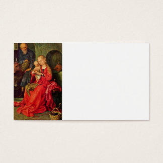 Holy Family Business Card