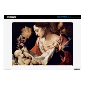 Holy Family by Giuseppe Antonio Petrini Acer Chromebook Skins